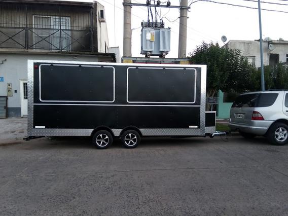 Food Trucks 5 Metros Somos Fabricantes. Dako Trailers