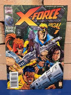 Hq X - Force Especial 1ª Edição
