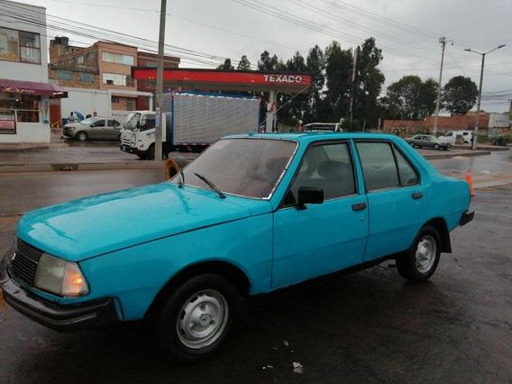 Renault R 18 Gtl , 1.400 C.c
