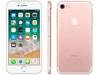 iPhone 7 Rose 32g Semi Novo