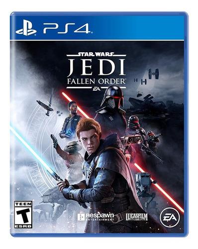 Imagen 1 de 12 de Ps4 Star Wars Jedi: Fallen Order