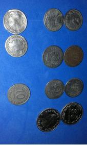 Monedas Antiguas Argentina X 6 Unid.