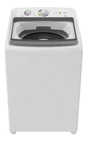 Lavadora de roupas automática Consul CWH12AB branca 12kg 110V