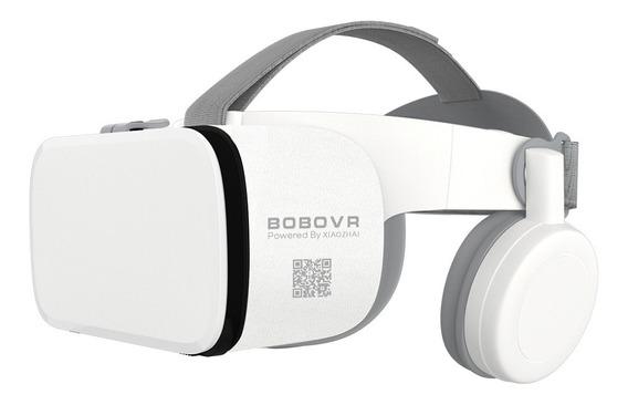 Bobovr Z6 Bluetooth Capacete 3d Vr Óculos De Realidade Virtu