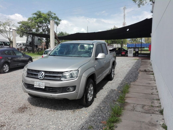 Volkswagen Amarok 2.0 Td 4x4 Highline 180 Hp Pk At 2013
