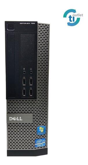 Computador Dell Optiplex 790 Completo Cpu I3 4gb 250gb Slim