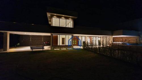 Casa Com 3 Dormitórios À Venda, 490 M² Por R$ 1.950.000,00 - Jardim Nazareth - São José Do Rio Preto/sp - Ca2518