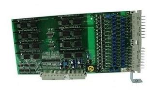 Placa Base 16 Ramais Analogicos 95/141 Digital - Intelbras