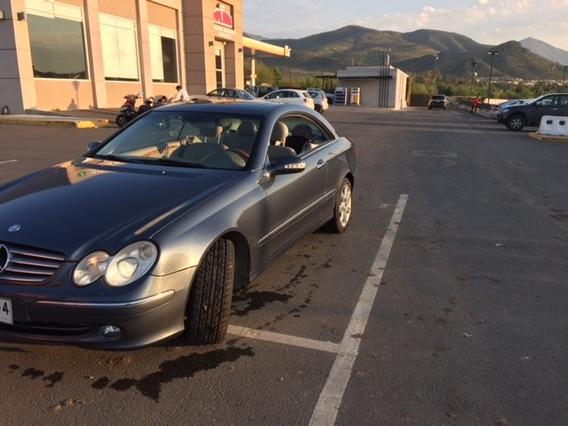 Mercedes-benz Clk 500 2003