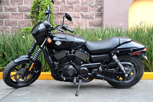 Imagen 1 de 15 de Harley Davidson Street 750 Cualquier Prueba