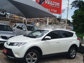 Toyota Rav4 2.0 Top 4x2 Aut. 5p 2015 Branca Unico Dono