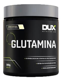 Glutamina Pura 300g - Dux Nutrition - Suporte Imunológico