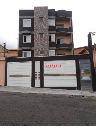 Apartamento Com 2 Dormitórios À Venda, 64 M² Por R$ 298.000 - Vila Baeta Neves - São Bernardo Do Campo/sp - Ap1953