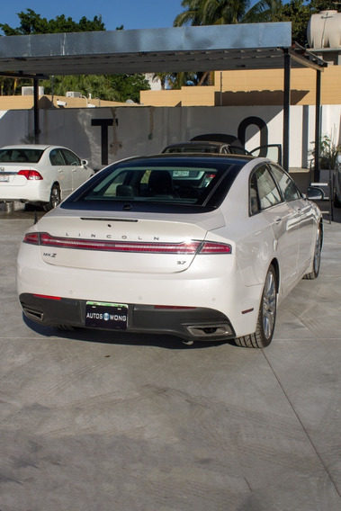 Lincoln Mkz Reserve 2013.