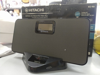 Sistema De Parlantes Para iPod Hitachi Kc-90