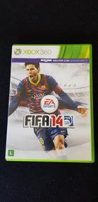 Fifa 14 - Xbox 360 - Original - Semi-novo