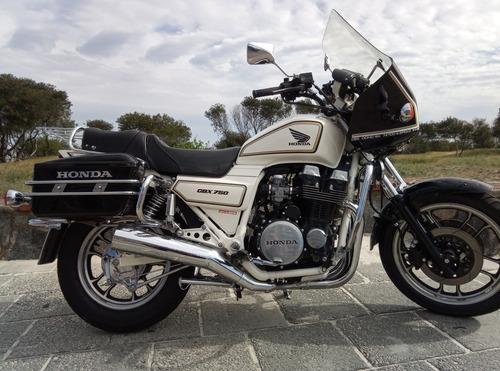 Honda Cbx 750p