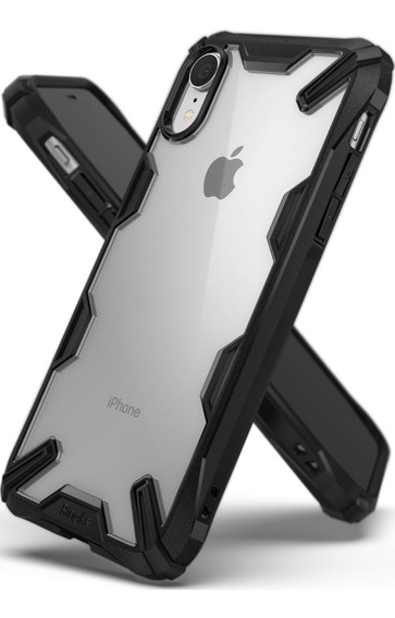 Funda iPhone Xr - Ringke Fusion X Tpu Policarbonato Rigida