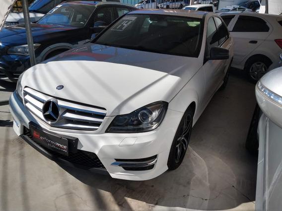 Mercedes-benz C 200 1.8 Cgi Turbo 2014