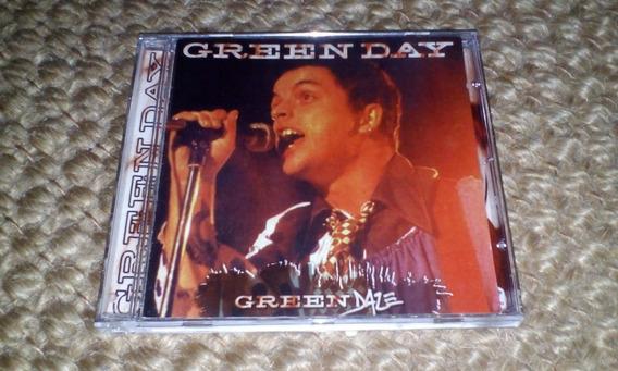 Cd Green Day - Green Daze - Importado