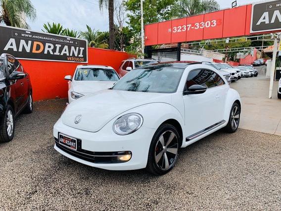 Volkswagen Fusca 2.0 Tsi Branco 2015