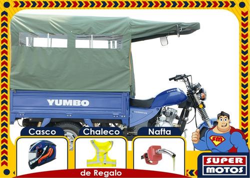 Yumbo Cargo 125