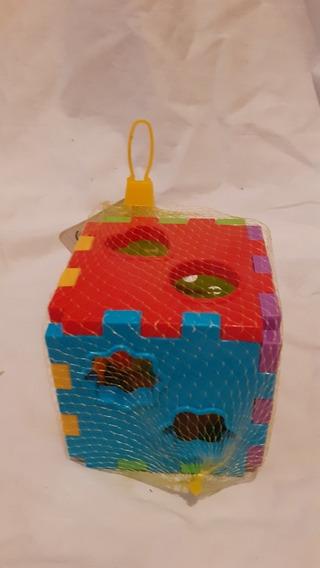 Cubo Didáctico / Juego Didáctico / Mayor Y Detal