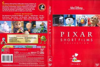 Pixar Short Films Collection Volume 1 Dvd Disney Original