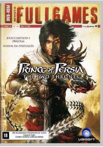 Prince Of Persia The Two Thrones Revista Fullgames - Lacrada