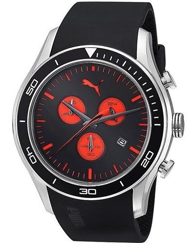 Relógio Puma Masculino Cronografo - 96139g0pmnu1