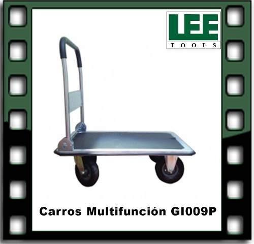 Carro De Carga Multifunción Gi009p
