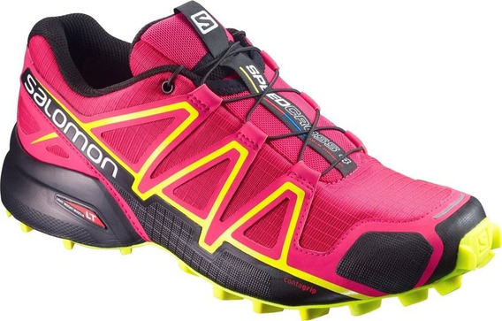 Tênis Salomon Original Speedcross 4 Feminino Pink
