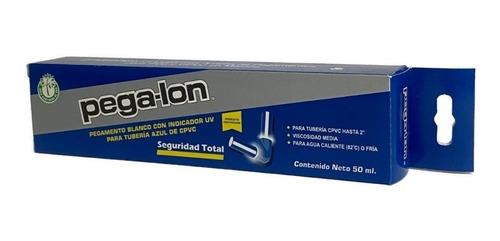 Imagen 1 de 2 de Pegalon Con Indicador Uv Para Cpvc 1 Tubo De 50 Ml