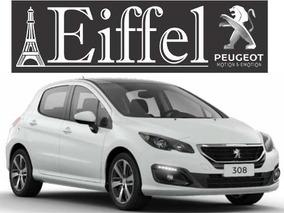Peugeot 308 1.6 Allure 115 Hp 0 Km 6m Seg Tr Gratis E/inm.!!