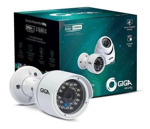 Câmera Infravermelho Giga Full Hd 1080p 15l Color Gs0052