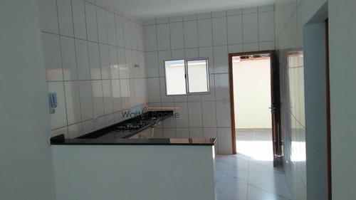 Imagem 1 de 16 de Casa A Venda No Bairro Cibratel Ll Em Itanhaém - Sp.  - Wce466-1