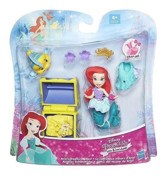 Disney Princess Mini Princesas Con Accesorios