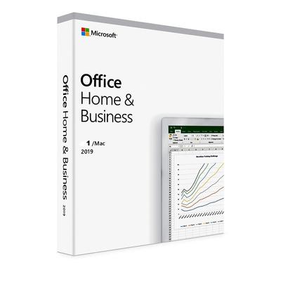 Microsoft Office Hogar Y Empresas 2019 Para Mac