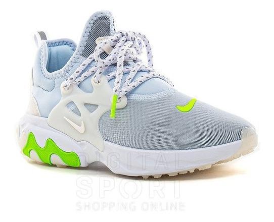 Zapatillas W React Presto Nike