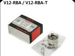 Resistencia Smok Tfv12 Rba - T Cloud Beats King