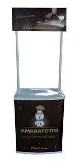 Ministand Portatil Desarmable Panchera Stand Mini