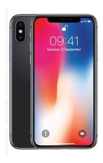 iPhone X 256gb Vitrine 100% Original + Acessórios