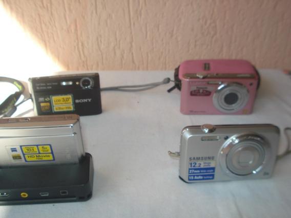 Cameras Antigas Digitais No Estado Leia Descrição Anúncio