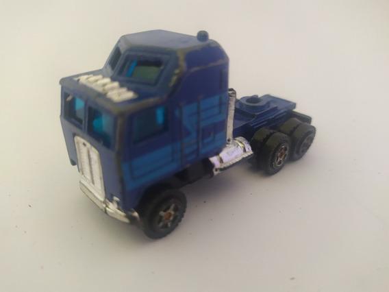 Trailer Azul Torton Doble Cabina Carro Chino