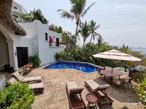 Renta De Casa De Playa En Manzanillo Colima