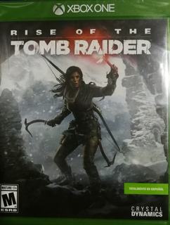 Juego Tom Raider Para Xbox One Sellado Fisico En Español