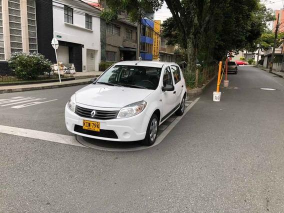 Renault Sandero Expresión 2011