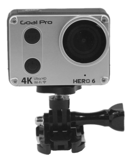 Camera De Ação Goal Pro Hero 6 4k Wi-fi Original