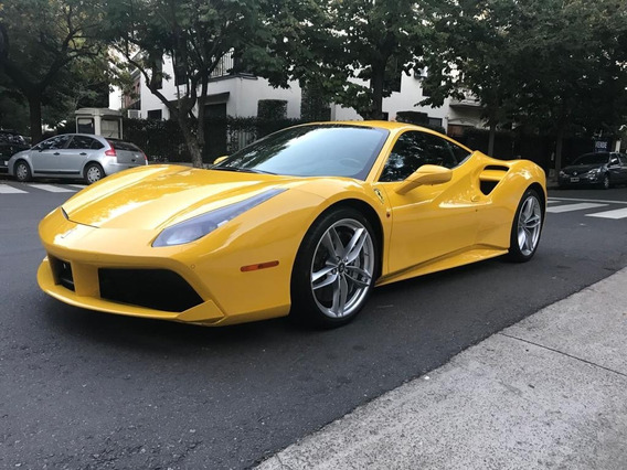 Ferrari 488 Gtb 3.9 V8 670 Cv A Patentar 2019 Malek Fara