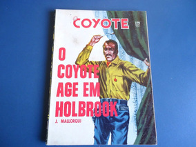 O Coyote Nº 179 O Coyote Age Em Holbrook